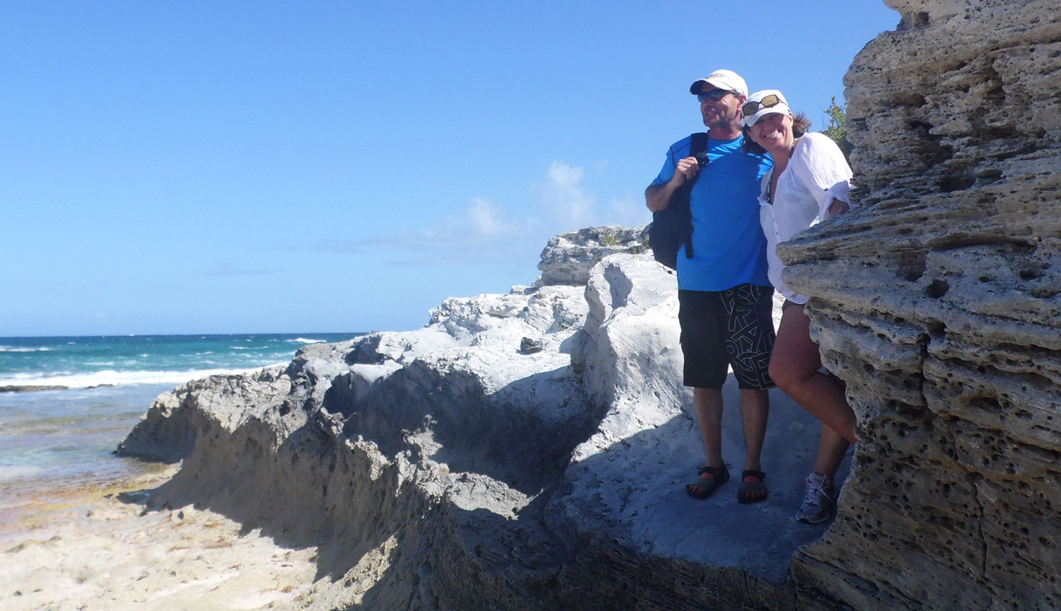coastal hiking bahamas