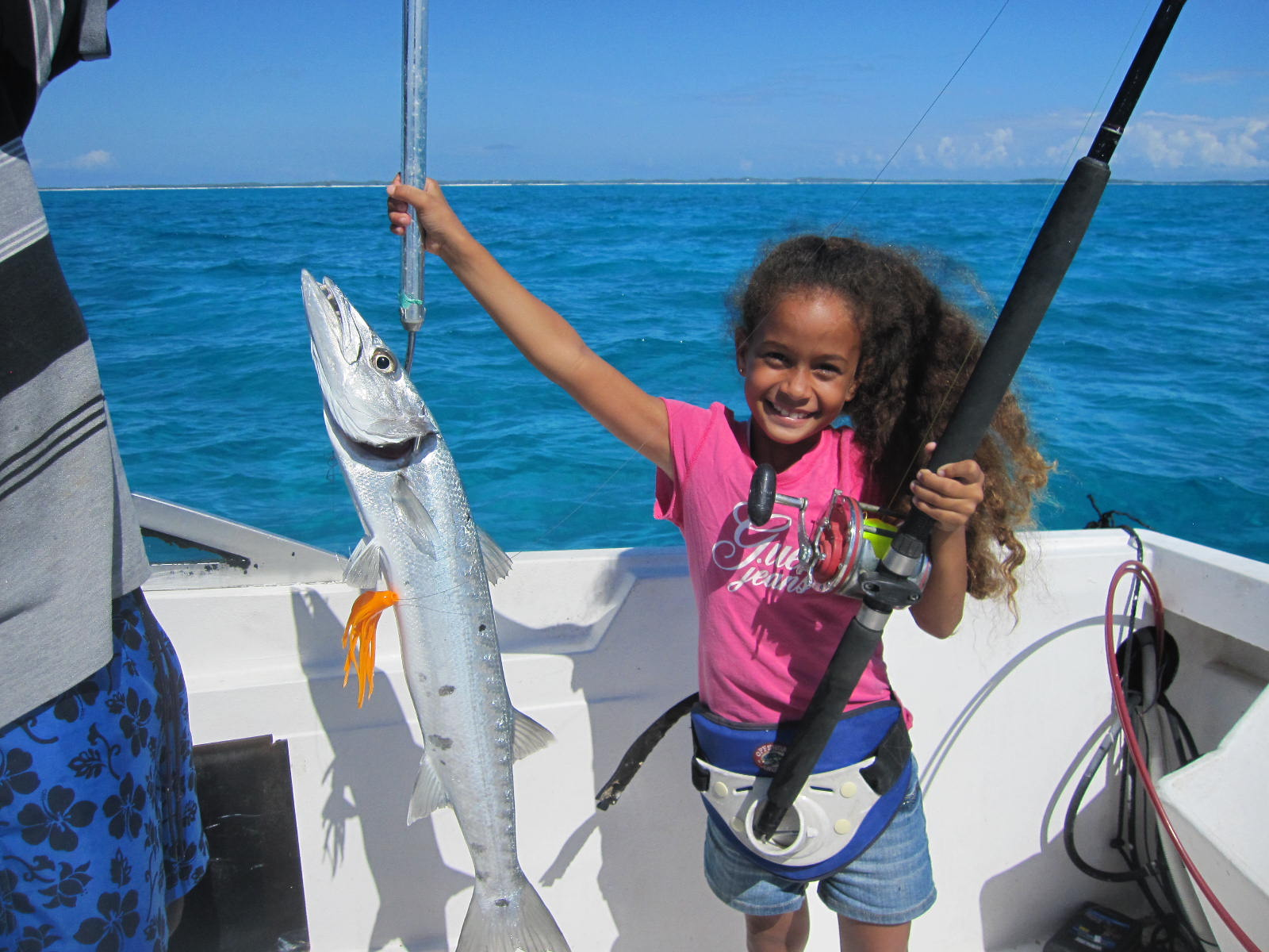 Bahamas Reef Fishing Trip